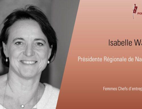 Isabelle Wats – Présidente régionale de Namur